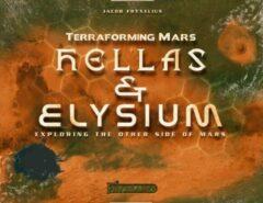 Stronghold Games Terraforming Mars: Hellas & Elysium (English)
