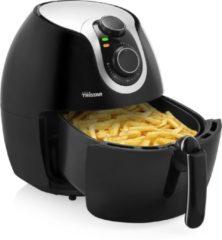 Zwarte Tristar Hetelucht friteuse Crispy Fryer FR-6996 1800 W 5,2 L zwart