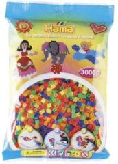 Hama Strijkkralen 3000st in Neon kleuren (151)
