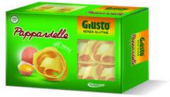 Giusto Senza Glutine Pasta All'Uovo Pappardelle 250 g