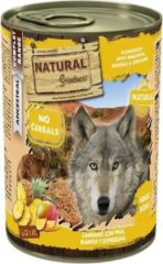 Natural greatness kangaroo / pineapple