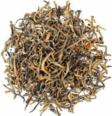 Valley of Tea Golden Monkey Zwarte Thee Yunnan - Chinese Thee Yun Nan Dian Hong - Gouden Naald - Gouden Tips Losse Blad Dianhong Thee 40g