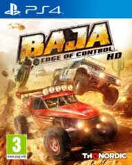Nordic Games BAJA: Edge of Control HD PS4 (THQ019.BX.RB)