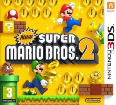 Nintendo New Super Mario Bros 2 - 2DS + 3DS