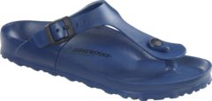 Marineblauwe Birkenstock Gizeh EVA Unisex Slippers Regular fit - Navy - Maat 36