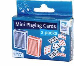 Clown Games Clown Mini Speelkaarten Set 2