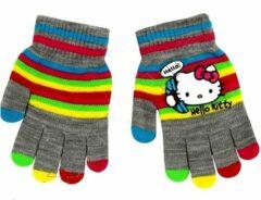 Suncity Meisjes Handschoenen Grijs Maat null