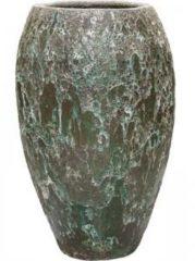 Baq Design Lava Relic Jade emperor hoge bloempot 57x95 cm