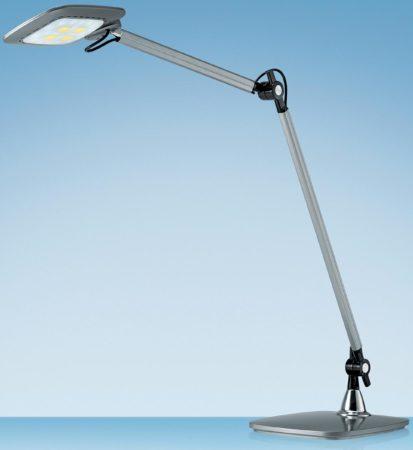 Afbeelding van Hansa bureaulamp E-Motion, LED-lamp, zilver