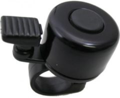 Fietsbel Edge mini 35mm - zwart