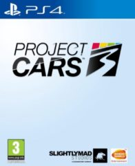 Bandai Namco Project Cars 3 Game - PS4