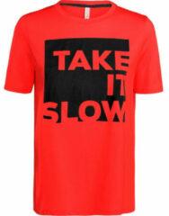 Rode Summum 3s4308-30077 355 short sleeve take it slow rose red