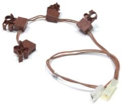 REX Electrolux Kompletter Schalter für Herd Ofen 3570571400