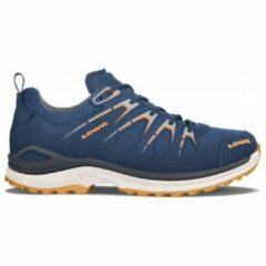 Lowa - Women's Innox Evo GTX Lo - Multisportschoenen maat 8, blauw