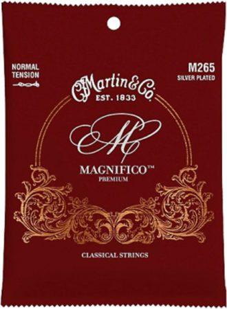 Afbeelding van Martin M265 Premium klassieke snaren (normaal)