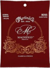 Martin Strings Magnifico Premium silver plated normal tension