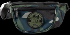 Gorilla Wear Stanley Fanny Pack - groen Camo