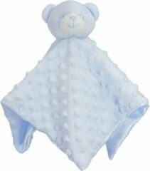 Softtouch Soft Touch Knuffeldoekje Beertje 36 Cm Blauw