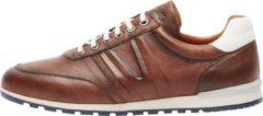 Van Lier Heren Lage sneakers Anzano - Cognac - Maat 45