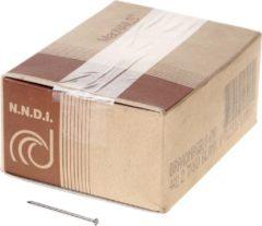 Van der Loo Draadnagel platkop blank 2.7 x 60mm 5kg