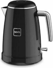 Novis K1- Elektrische Waterkoker - 1,6l - Zwart