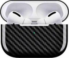 YONO Airpods Pro Carbon Case - Bescherming Hoesje - Zwart