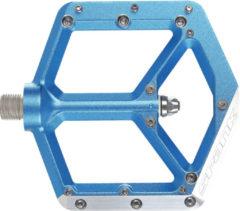 Spank - Spike Flat Pedal 2016 - Platformpedalen blauw/grijs