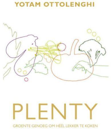 Afbeelding van Witte Bowls and Dishes Plenty - Groente genoeg om heel lekker te koken - Yotam Ottolenghi