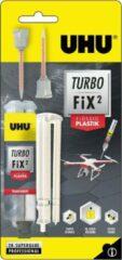 Uhu Turbo Fix² Liquid Plastic 2-componenten lijm 10g