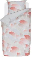 Esprit Waves Dekbedovertrek - 100% Katoen-satijn - 1-persoons (140x200/220 Cm + 1 Sloop) - 1 Stuk (60x70 Cm) - Multi