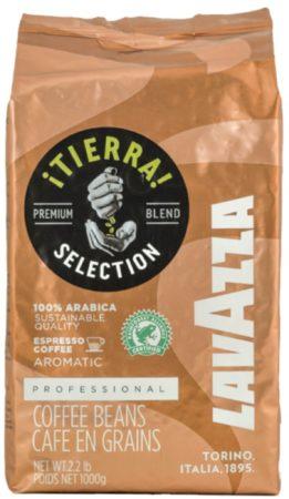 Afbeelding van Lavazza Tierra koffiebonen 6 x 1 kg: Koffiebonen