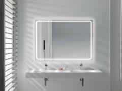 FOCCO Mia LED spiegel 120x80 met touch bediening