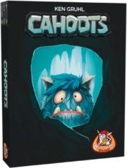 Zwarte White Goblin Games kaartspel Cahoots (NL) 107-delig