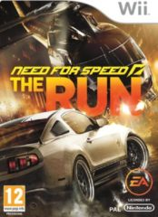 Eletronic arts Need for Speed: The Run /Wii