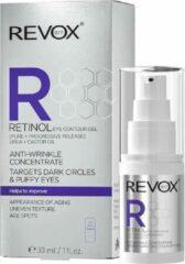 Revox Retinol Eye Contour Gel Anti Wrinkle 30ml.