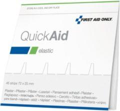 Westcott Pleisters refill First Aid Only 45 stuks voor AC-P44002 elastisch