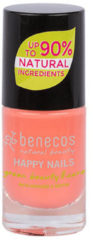 Benecos Peach Sorbet Happy Nails Nagellak 5 ml