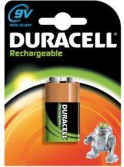 Duracell 6LR61 Oplaadbare 9V batterij (blok) NiMH 8.4 V 170 mAh 1 stuk(s)