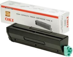 OKI B4300, B4350 tonercartridge zwart high capacity 6.000 pagina s 1-pack