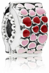 Pandora Clip-Stopper bedel zilver Explosion of Love 796594ENMX