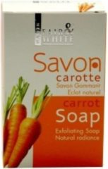 Fair and White Fair & White Paris Savon Carrotte Natural Exfoliating Carrot Soap 200g