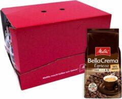 Melitta BellaCrema Espresso koffiebonen - 8 x 1 kg