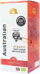 Australian Homemade Australian Espresso Pods dark - 4 x 126 gram - UTZ Organic