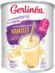 6x Gerlinea Milkshake Vanille 436 gr