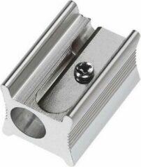Zilveren Merkloos / Sans marque Metalen puntenslijper