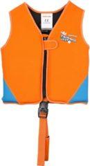 Oranje zwemvest 1-3 jaar - Zwemhulpjes - Vaarbenodigdheden - Veilig varen/zwemmen - Zwemvesten voor kinderen