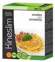 Kineslim Omeletten bacon Vitamine
