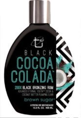 BROWN SUGAR BLACK COCOA COLADA Zonnebankcreme 200x BRONZERS - 400 ml
