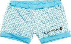Ducksday - UV Zwembroek voor jongens - UPF50+ - Ace - 98/104