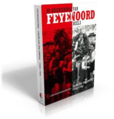 Ons Magazijn De geschiedenis van Feyenoord 3 - Oorlog en Vrede 1940-1956
